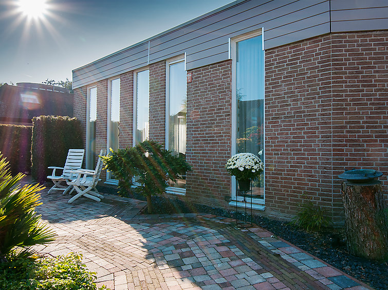 Holidayhome in Purmerend with fireplace and hottub (I-91)