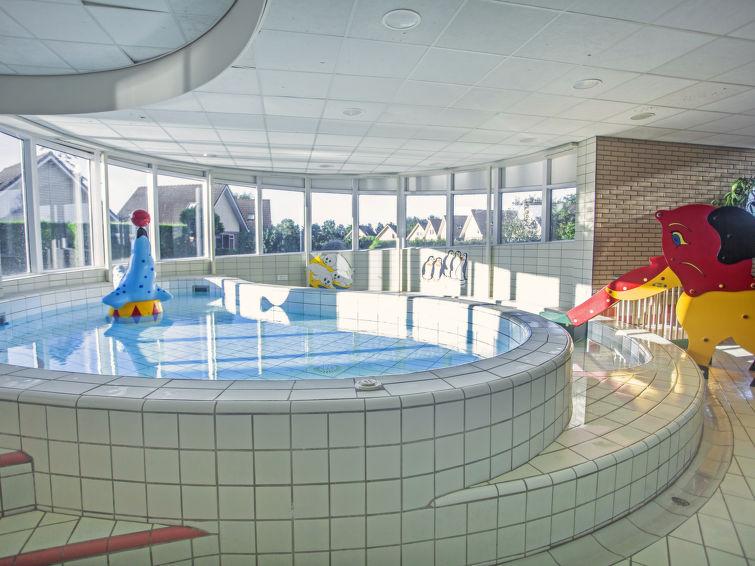 Comfortabel vakantiehuis voor 6 personen op vakantiepark Zuiderzee in Noord-Holland (I-64)