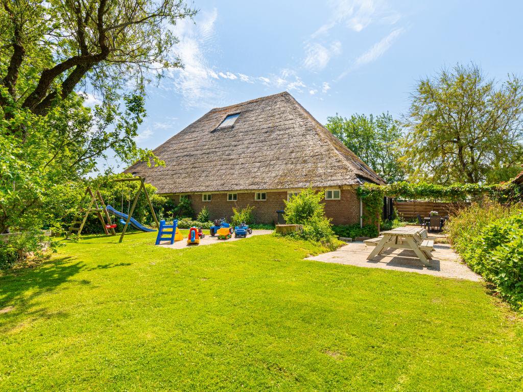 Ferienhaus De Dars Bauernhof in den Niederlande