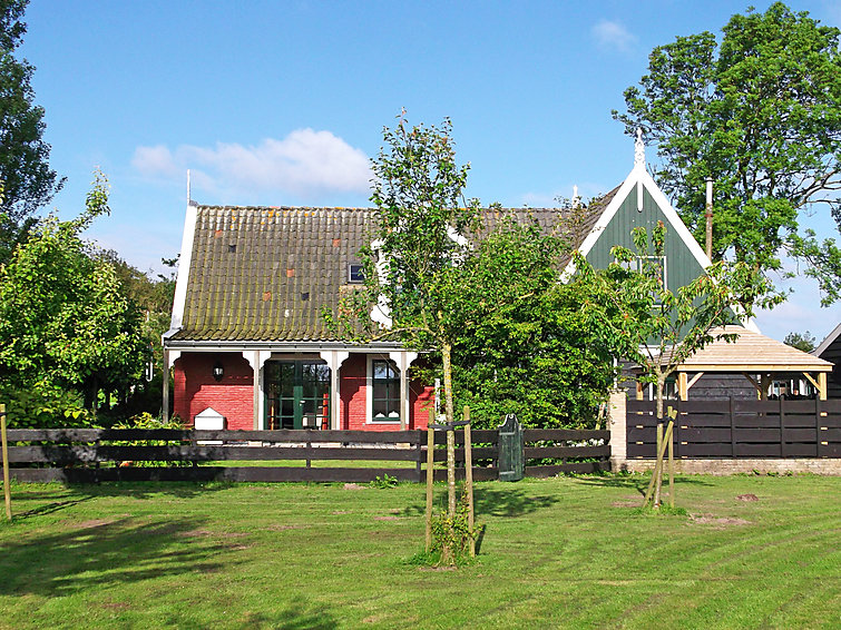 Vakantie Bungalow Ons Huys (10p) op vakantiepark Wiringherlant aan zee (I-118)