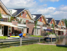 Nizozemí, Holandsko - sever, Uitgeest