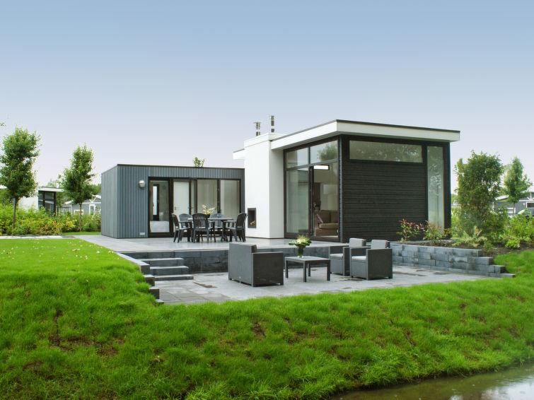 Vakantiehuisje: D DroomPark Buitenhuizen
