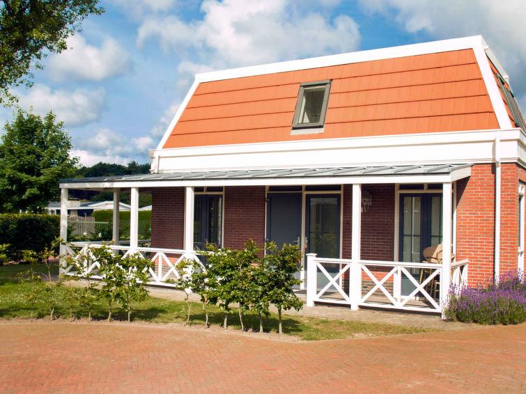 Vakantiebungalow (6p) op bungalowpark Tulp en Zee in Noordwijk aan zee (I-6)
