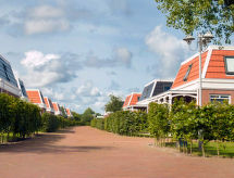 Nizozemí, Holandsko - jih, Noordwijk