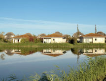 Hellevoetsluis - Maison de vacances Ferienpark Citta Romana (HLL100)