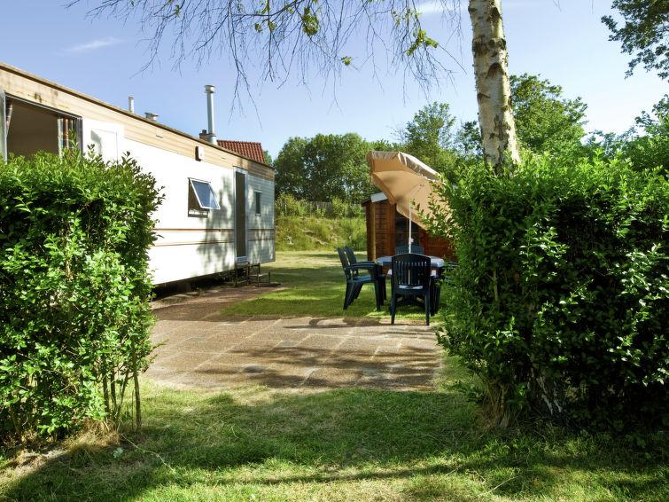 Ferie hjem ST4 med terrasse og tv