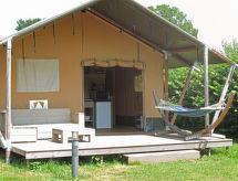 Voorthuizen - Vakantiehuis Safaritent 6p