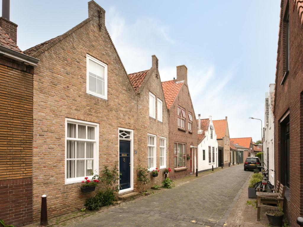 Ferienhaus Dijkhuisje Ferienhaus in den Niederlande