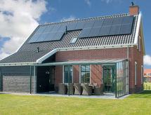 Colijnsplaat - Vakantiehuis 10p. Wellnesswoning
