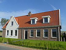Colijnsplaat - Ferienhaus 12p. groepswoning zwembad