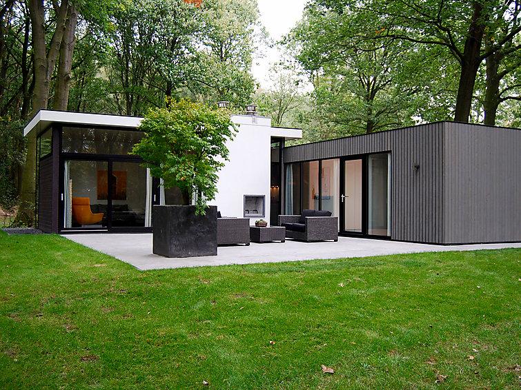 Kuća za odmor DroomPark Maasduinen s internetom i recepcijom