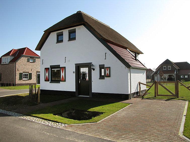 Luxe bungalow (5p) op Buitenhof De Leistert met overdekt subtropisch zwembad in Limburg (NL6088.101.3 )