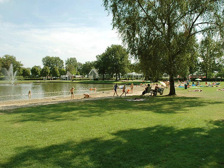 Villa (5p) op Buitenhof De Leistert met overdekt zwembad en glijbaan in Limburg (NL6088.101.5 )