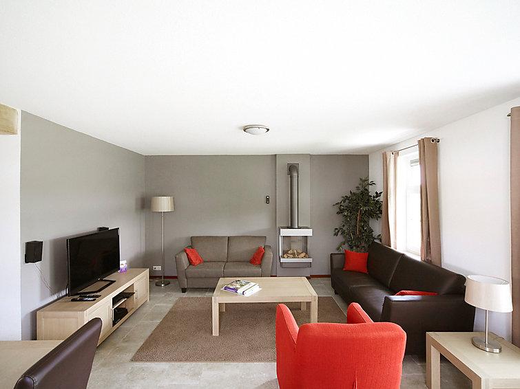 Luxurious wellness accommodation at Buitenhof de Leistert in Limburg 6p (I-29)