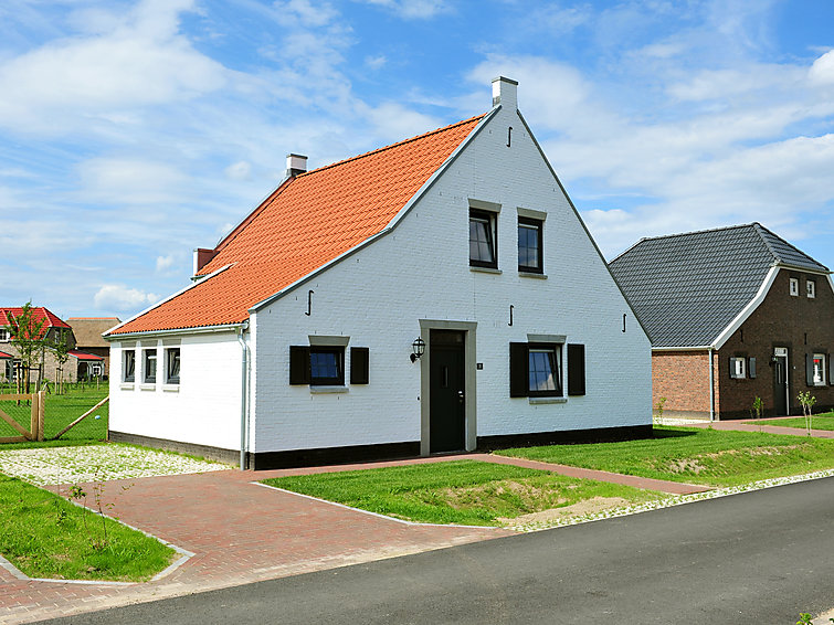 Detached farm house (7p) at Buitenhof De Leistert with subtropical swimmingpool in Limburg (I-30)