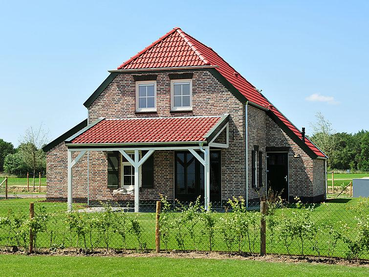 Op Buitenhof De Leistert in Limburg ligt deze 7 persoons villa met sauna en whirlpool (NL6088.301.3 )