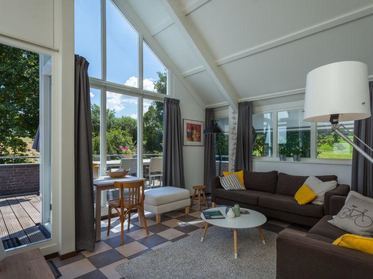 Apartman za odmor Buitenplaats Mechelerhof s terasom i perilicom posuđa