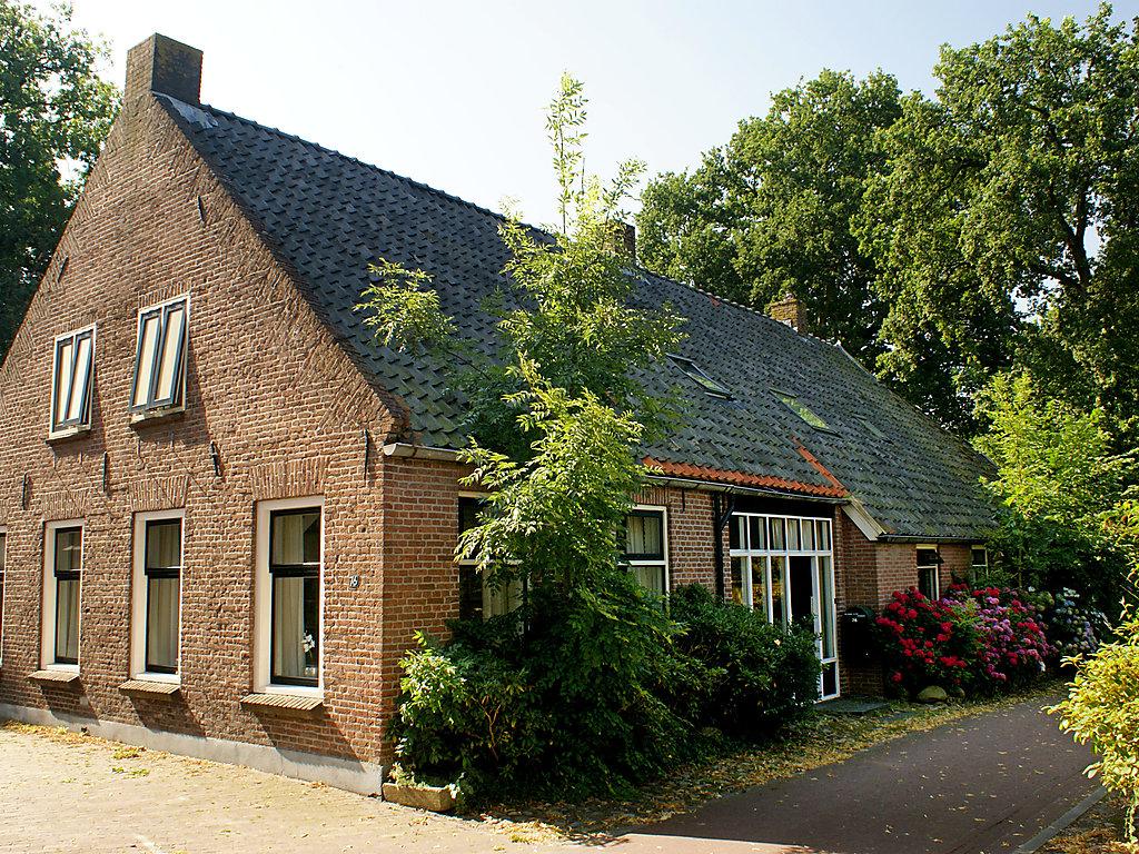 Ferienhaus Onder De Eiken Bauernhof in den Niederlande