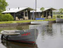 Terkaple - Ferienhaus Vrijrijck Waterpark Terkaple