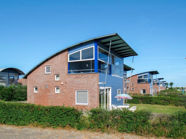 Ferienhaus Lauwersmeer LWM110