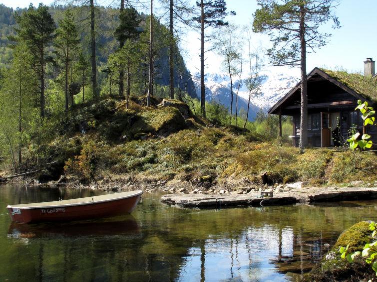 Ferienhaus Lauvavatnet FJS087