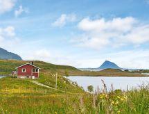 ågøy per il nordic walking und convista sul mare