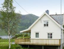 Bøstad - Maison de vacances Hansen (LFT015)