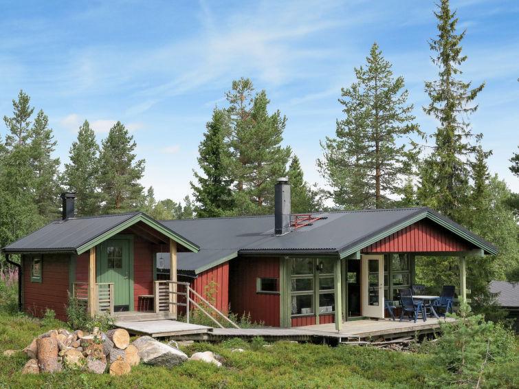 Casa De Férias Ferienhaus mit Sauna (HED001)