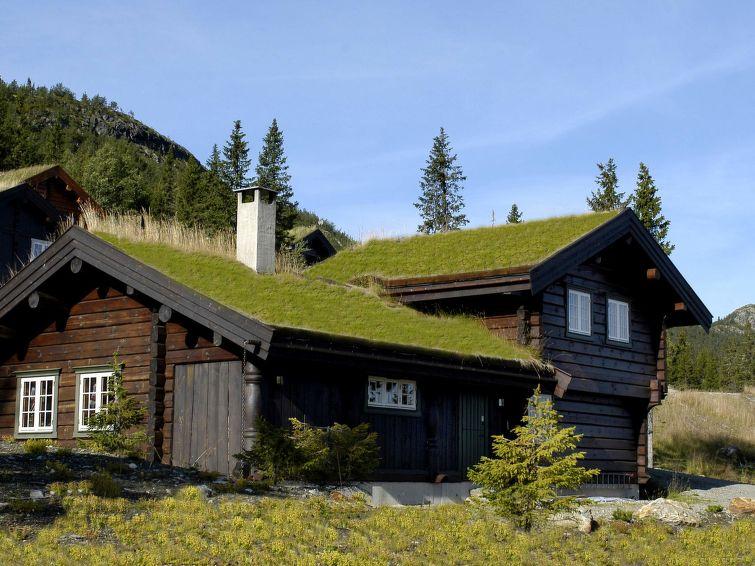 Nyaraló ház Kvitfjell