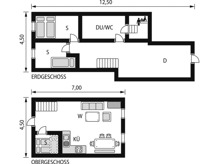 Havsdalsgrenda (HLD102) - Apartment - Geilo