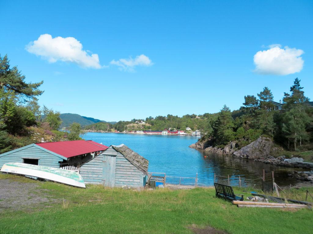 Ferienhaus Øyro (FJH615) (1069237), Flatråker, Hordaland - Hardangerfjord, Westnorwegen, Norwegen, Bild 14