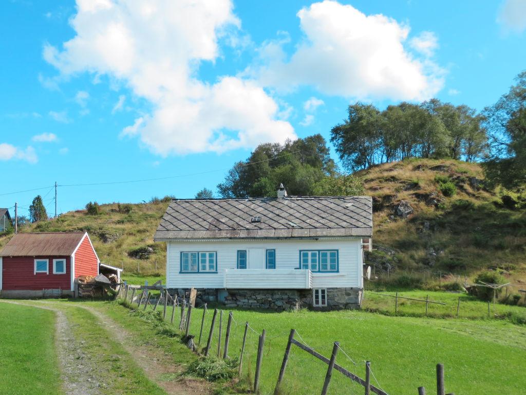 Ferienhaus Øyro (FJH615) (1069237), Flatråker, Hordaland - Hardangerfjord, Westnorwegen, Norwegen, Bild 17