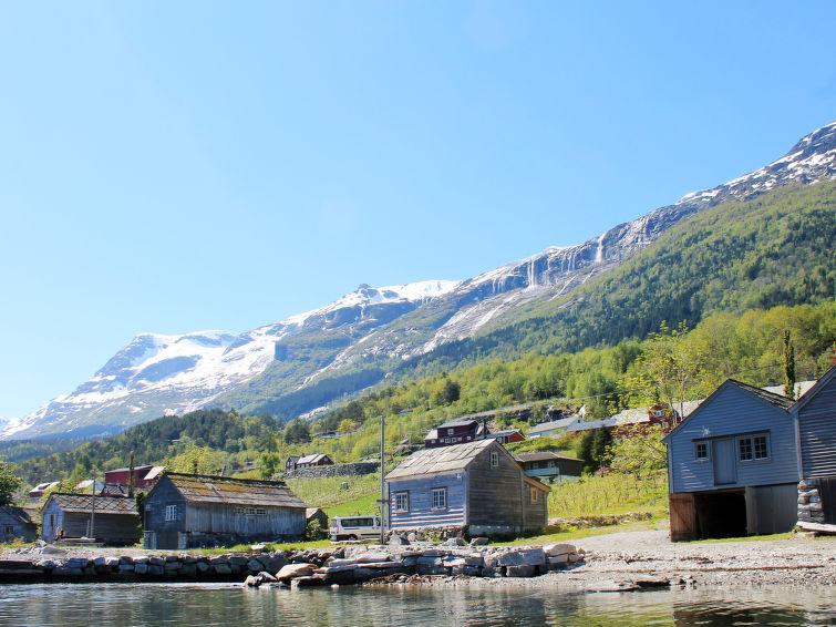 Ferienhaus Sjøbua FJH795