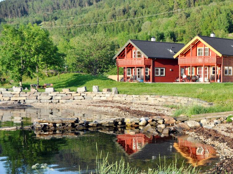 Ferienhaus Fjordidyll 1 (FJH773)