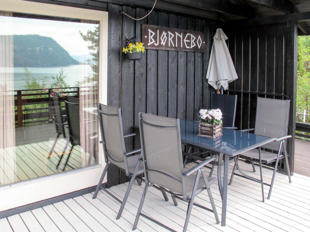 Ferienhaus Bjørnebo (FJH524) (106985), Kysnesstrand, Hordaland - Hardangerfjord, Westnorwegen, Norwegen, Bild 4