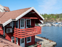 Hosteland - Appartement Kvernhusvika (FJH598)