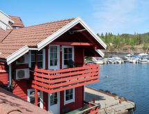 Hauglandshella - Apartment Ferienwohnung (FJH598)
