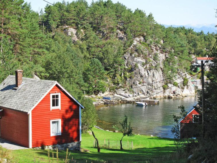 Kuća za odmor Laksevågen (FJH614)