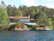 Hauglandshella - Ferienhaus Askøy (FJH217)
