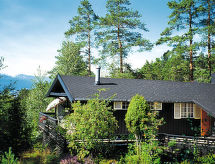 Hauglandshella - Ferienhaus Jondal (FJH524)