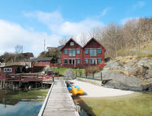 Hauglandshella - Maison de vacances Bjelland (FJH101)
