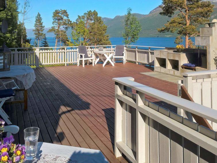 met je hond naar dit vakantiehuis in Eidsvåg i Romsdal