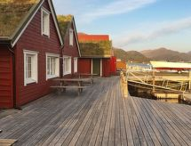 Gursken - Maison de vacances Haugsbygda