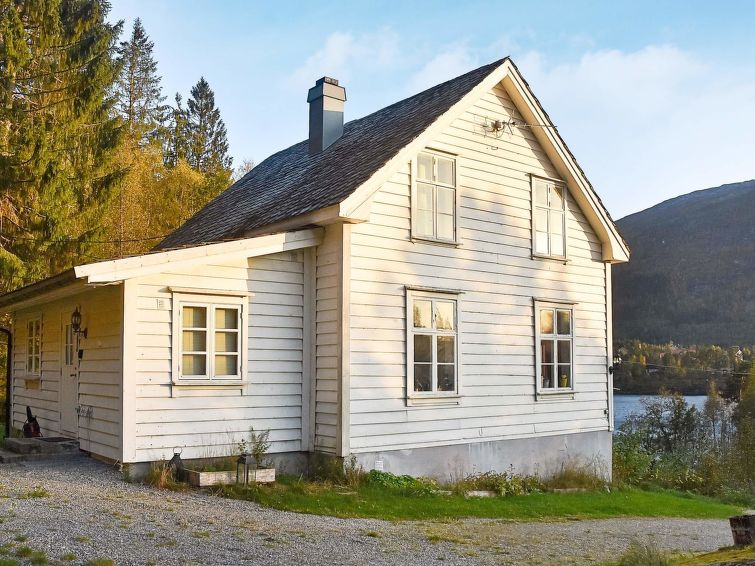 met je hond naar dit vakantiehuis in Førde