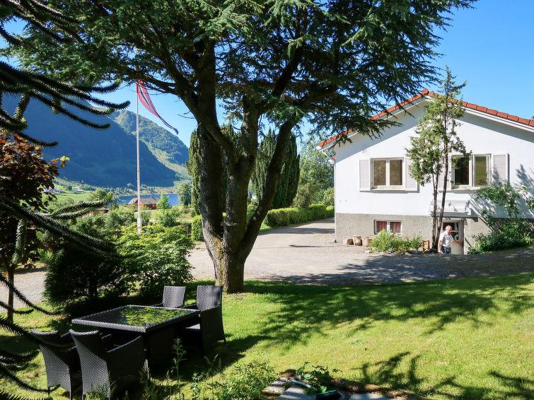 Ferienhaus Breidablikk FJS561