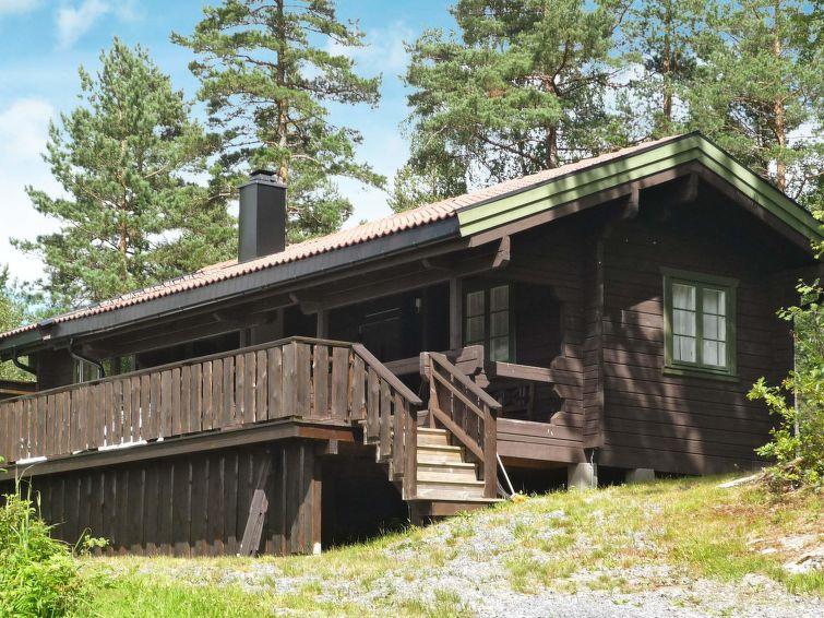 Kuća za odmor Oggevatn