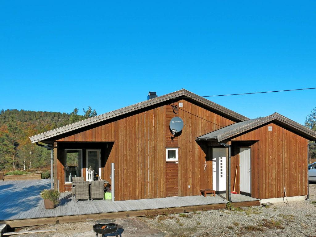 Ferienhaus Georgsbu (SOO385) (2619353), Vatnestrøm, Agder Ost, Südnorwegen, Norwegen, Bild 2