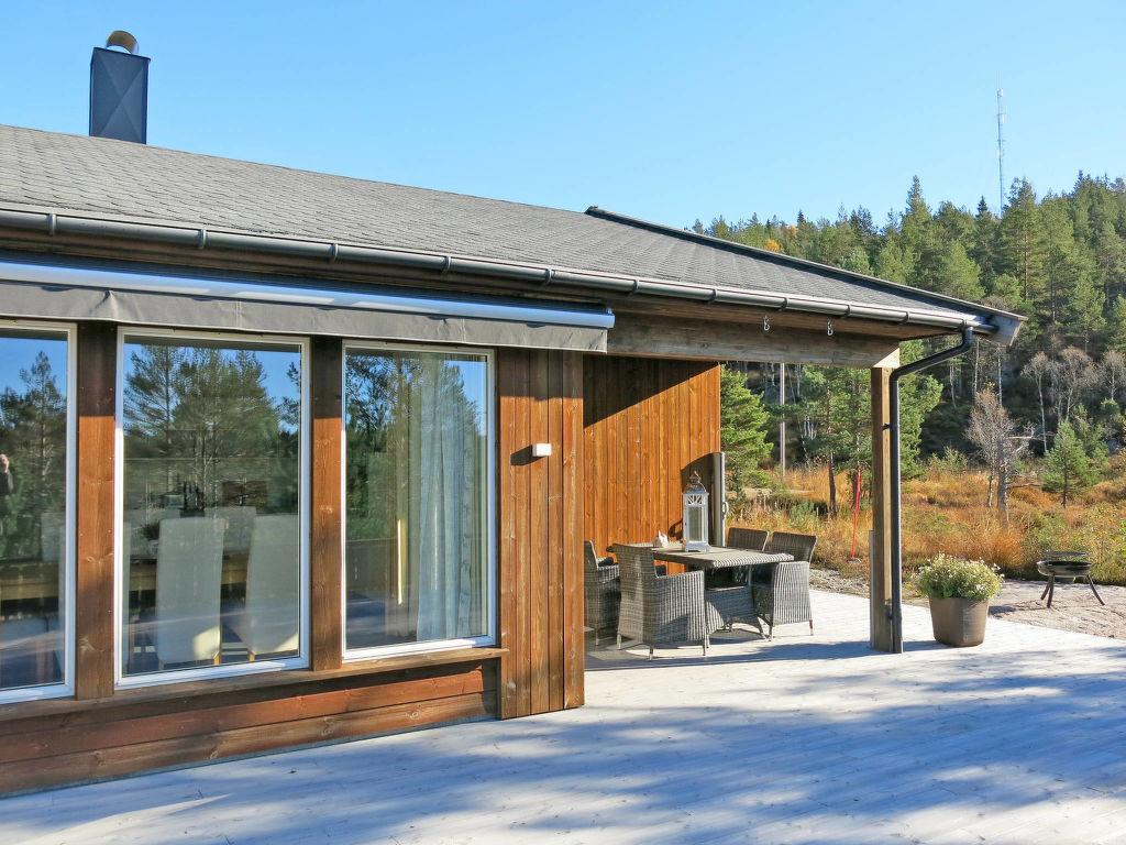 Ferienhaus Georgsbu (SOO385) (2619353), Vatnestrøm, Agder Ost, Südnorwegen, Norwegen, Bild 5