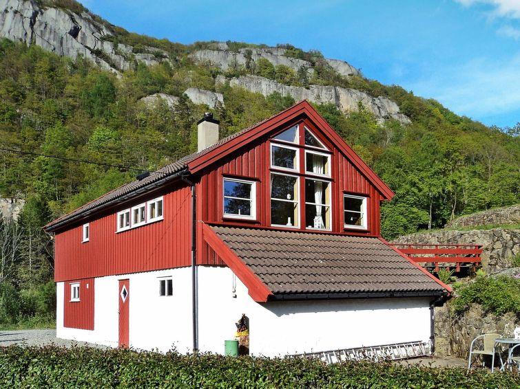 Casa de vacances Lyngdal