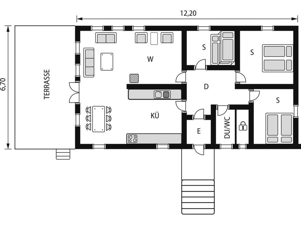 Ferienhaus Solglimt (SOO689) (2619362), Sundebru, Agder Ost, Südnorwegen, Norwegen, Bild 27
